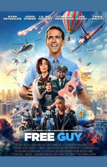 Free Guy (H)