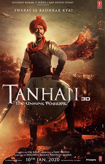Tanhaji (2D)